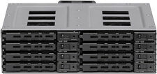 "5.25"" to(8x2.5"" SAS/SATA/SSD 6.0G HDDs)(Mobile Rack)(Hot-Swap Cage)Backplane NEW"