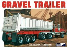 MPC Tri-Axle Gravel Trailer, New, (2015) in Factory Sealed Box