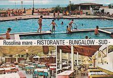 # ROSOLINA MARE: RISTORANTE - BUNGALOW - SUD