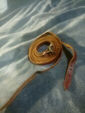Horse Leather Straps