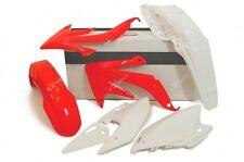 Kit Plastiche Honda CRFX 450 2008=>2017 Bianco Rosso Originale Rtech Plastic Kit