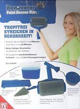 Renovator - Paint Runner Pro - Renovierungsset - Streichsystem - AUS TV