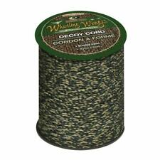 Mossy Oak Whistling Wings Durable Nylon Camo Decoy String/Rope/Cord 500-Ft Spool
