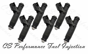 OEM Siemens Fuel Injectors Set (6) XF2E-C4B for 1999-2004 Ford 3.8 3.9 V6