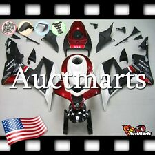 For Honda CBR600RR 2007-2008 Fairing Bodywork ABS Red White Black 1h111 ZA