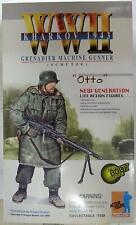 Dragon Action Figure 1/6 70010 Otto Schütze Grenadier Machine Gunner 1941