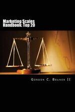 Marketing Scales Handbook : The Top 20 Multi-Item Measures Used in Consumer...