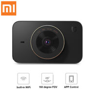Original Xiaomi Mijia Smart Car DVR Car Recorder Dash Camera 3Inch HD F1.8 1080p
