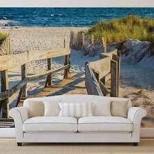 VLIES Tapete Fototapete Tapeten Strand Sand Natur Meer Tropen 13N1214VEXXL