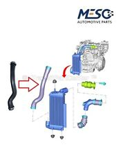 INTERCOOLER HOSE PIPE FORD FOCUS CB8 1.6 DIESEL 2013-2015