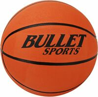 Bullet Basketball Indoor/Outdoor Full Size Basket Ball Size 7 Basketball
