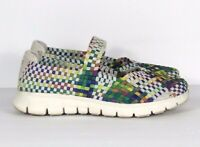 Skechers Women's Multicolor Memory foam Lightweight Slip On Shoes Size US 11