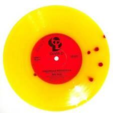"""Red Sun - Cinderella-Rockefella - Yellow 7"""" Vinyl Record"""