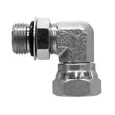 6901 12 08 Hydraulic Fitting 34 Male O Ring X 12 Female Npt Pipe Swivel 90
