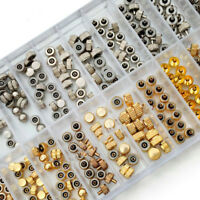 Durable Watch Crowns Spares Watchmaker Parts Assortment Watch Stem Screws Tools
