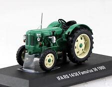 IFA RS 14/36 Famulus 1960 Traktor 1:43 Hachette/UH Modellauto