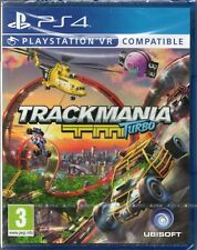 Ubisoft Ps4 Trackmania TM Turbo Game