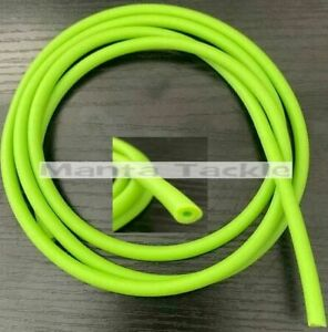 NEW Replacement 1m Catapult Elastic Green Latex Rubber Tube Slingshot 5mm