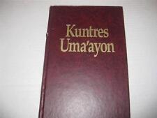 Kuntres Uma'Ayon by Shalom Dovber Schneersohn LUBAVITCH CHABAD