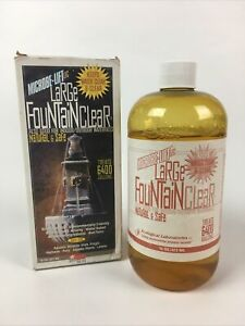 Ecological Laboratories Microbe-Lift Fountain Clear 16-ounce 10LFC16