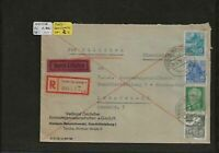 311530 / Beleg DDR EILBOTE 1954