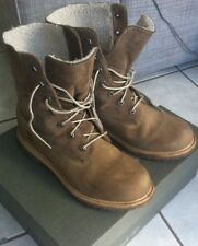 Timberland Stiefel Gr. 40 Taupe