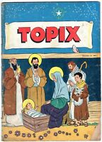 TOPIX v9 #12 Dec 18 1950 Catechetical Guild RELIGIOUS Comic Book CHRISTMAS ISSUE
