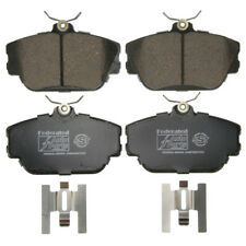 Disc Brake Pad Set Front Federated D598C
