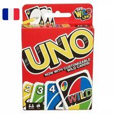 Uno Jeux de Société Uno Jouet enfant ET ADULTE Cadeau noel PRODUIT NEUF