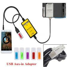 Car USB Aux-in Adapter MP3 Player Radio Interface For Mazda 323/3/5/CX7/MX5/MPV