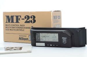 [UNUSED w/ BOX S/N Match] Nikon MF-23 Data Back F4 F4S F4E from Japan #221