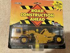 Ertl Road Construction Ahead CAT 613C Elevating Scraper #2340/2419 1995 1:64