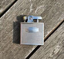 More details for rare working old ronson cadet pocket petrol lighter introduced in 1959 england
