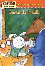 Berto Da la Talla (Libro de Capitulos de Arturo) (Spanish Edition) by
