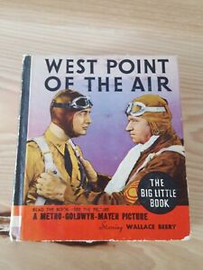 1935 WEST POINT OF THE AIR Wallace Beery BIG LITTLE BOOK #1164