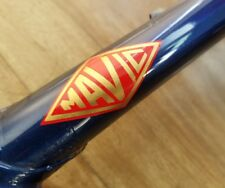 REPRODUCTION Vintage 1973 Mavic logo bicycle sticker decal rims hub components