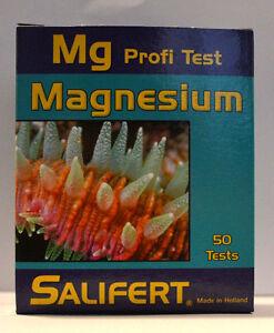 Salifert Mg Profi Test Magnesium 50 Tests