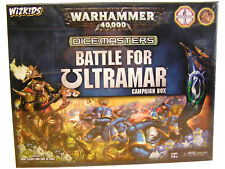 Dice Masters Warhammer 40,000 Battle for Ultramar Campaign Box