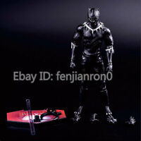 HC TOY Avengers Infinite War black panther 1/6 30cm Collectible Action Figure 09