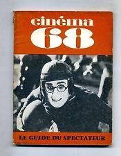 CINEMA 68 - LE GUIDE DU SPECTATEUR - N.124 Mars # C.I.B. Editions