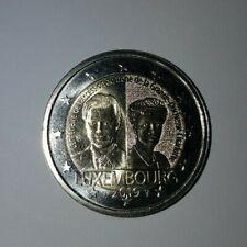 2 Euro Sondermünze Luxemburg 2019 100. Jahrestag Thronbesteigung von Charlotte