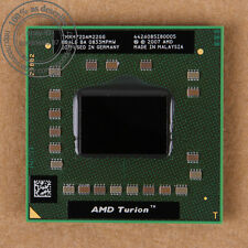 AMD Turion X2 RM-72 - 2.1 GHz (TMRM72DAM22GG) CPU Processor 3600 MHz