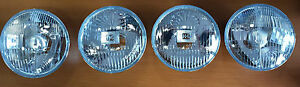 Mercedes Benz headlights Kit Set 4x New R107 W108 W109 W111 W112 W116