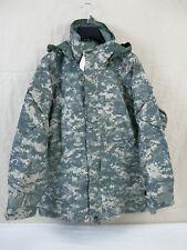 LARGE US ARMY GEN II APECS Cold Wet Weather PARKA ACU JACKE GORETEX Regenjacke