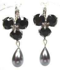Mode-Ohrschmuck aus gemischten Metallen Perle für Damen