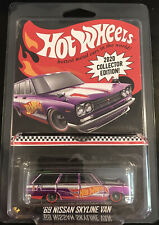 2020 Hot Wheels Dollar General 🟣'69 Nissan Skyline Van🟣 Mail In With PROTECTOR