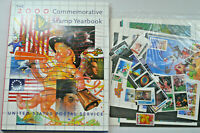 Sealed 2000 Commemorative Stamp Yearbook USPS Souvenir Mint Set with Stamps