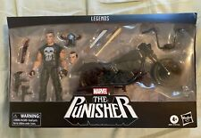The Punisher Hasbro Marvel Legends Series 6-inch Collectible Action Figure READ