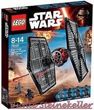 LEGO® Star Wars™ 75101 First Order Special Forces TIE Fighter & 0.-€ Versand NEU
