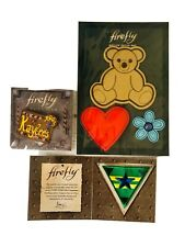 Firefly Kaylee Patch & Pin plus Independents Patch